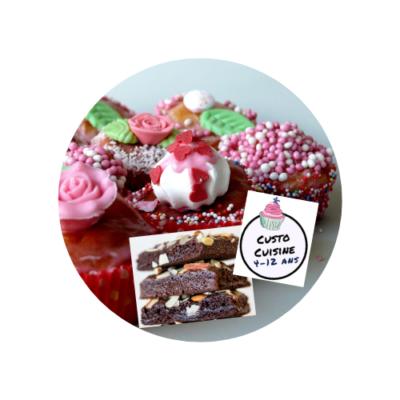 atelier customisation cuisine pate sucre rose sable bonbons reves momes marquette enfant ado famille