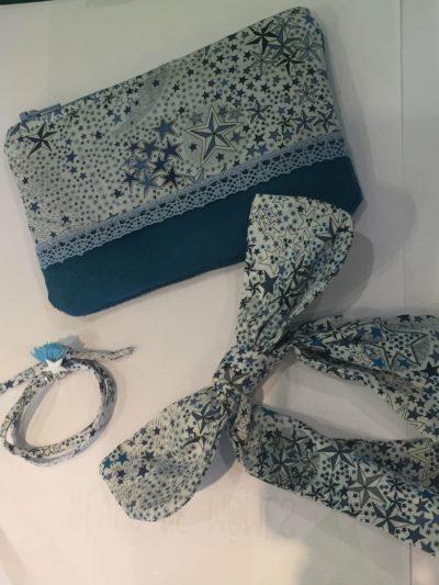 coordonnée bleu reves momes cadeaux personnalisé