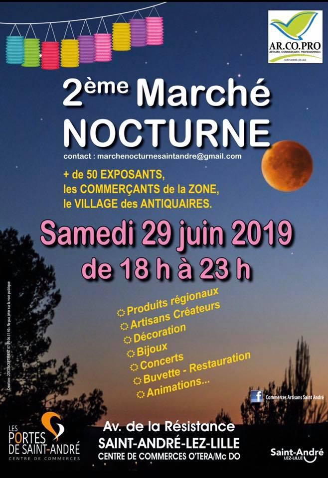 marche nocturne saint andré 2019 arocsa arcopro