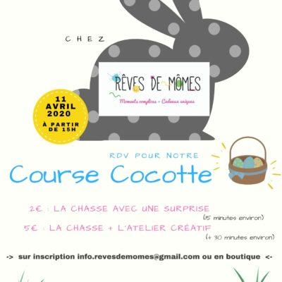 course cocotte 2020