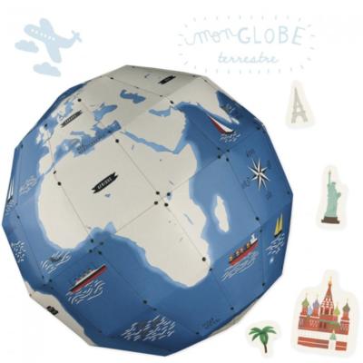 """Kit """" Globe Terrestre """""""