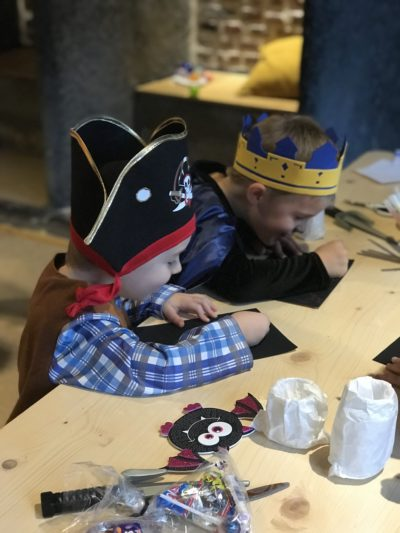animation enfant pirate craienco marcq