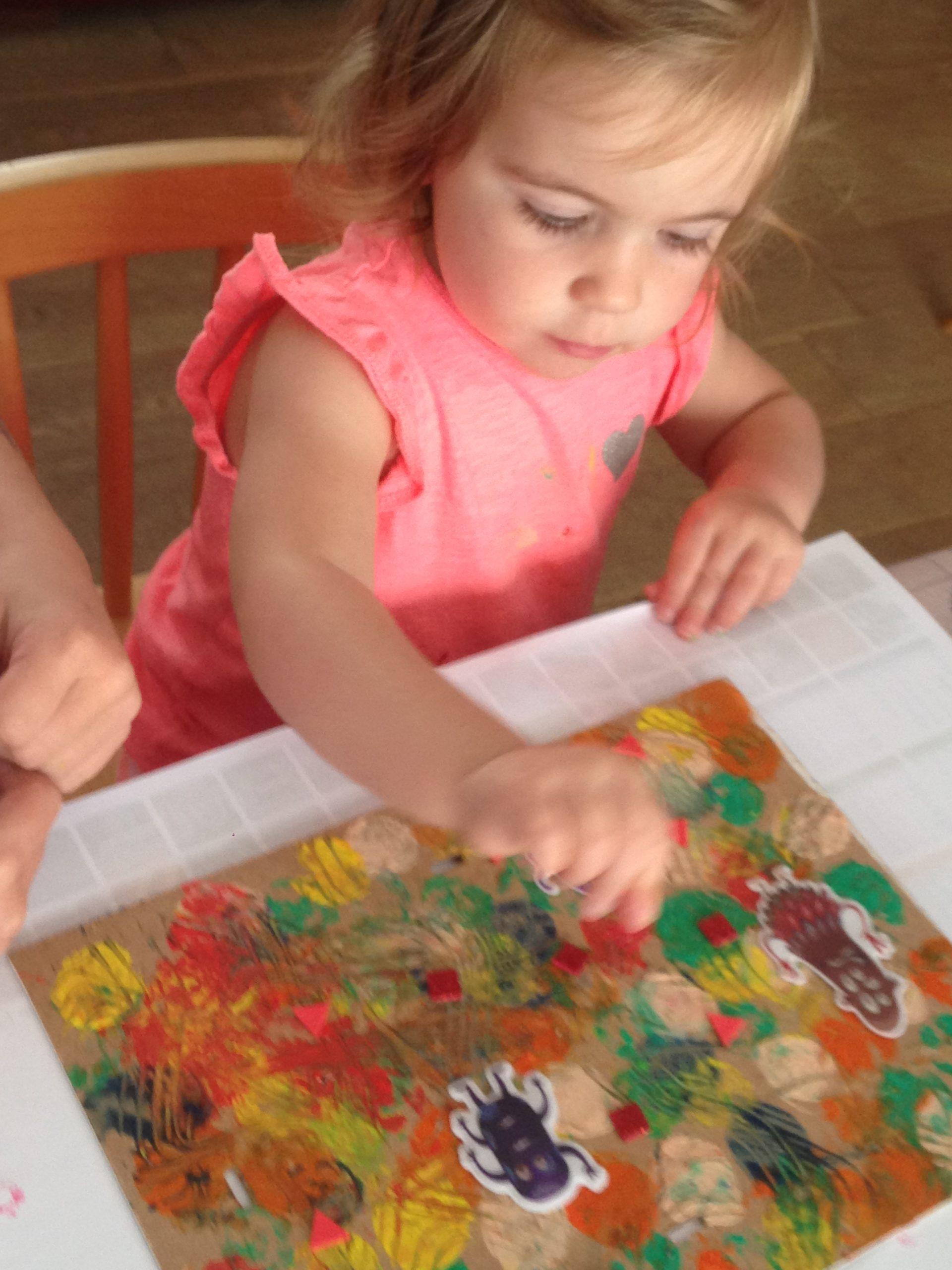 atelier enfant reves momes 2 ans