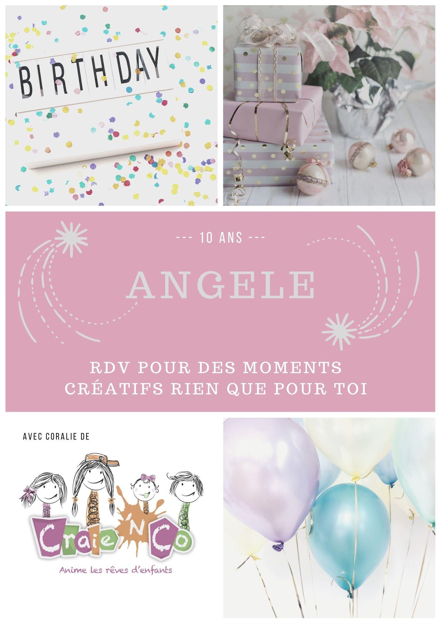 carte cadeau atelier creatif enfant
